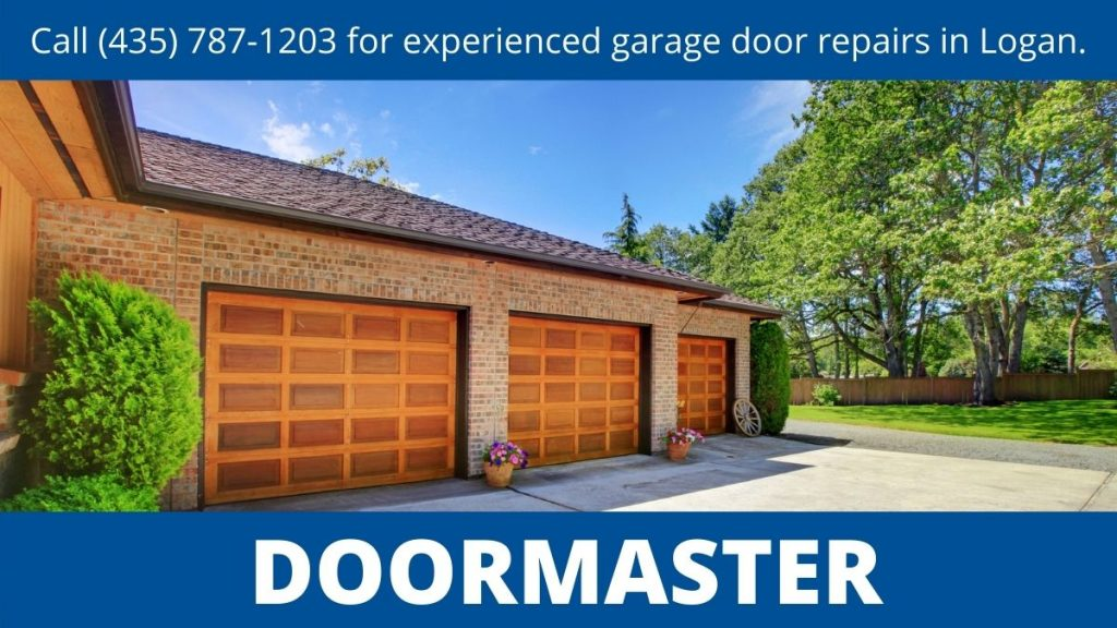 garage-door-repair-in-Logan-UT
